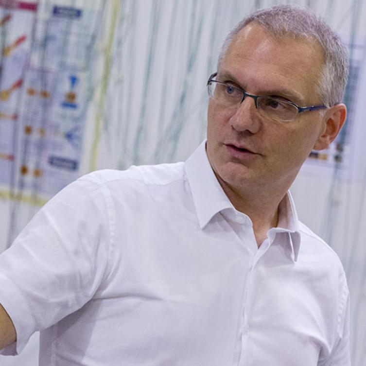 Christophe Rampon, membre de la gouvernance et administrateur du lab2e