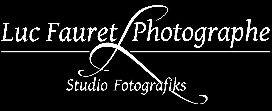 Logo Luc Fauret Photographe
