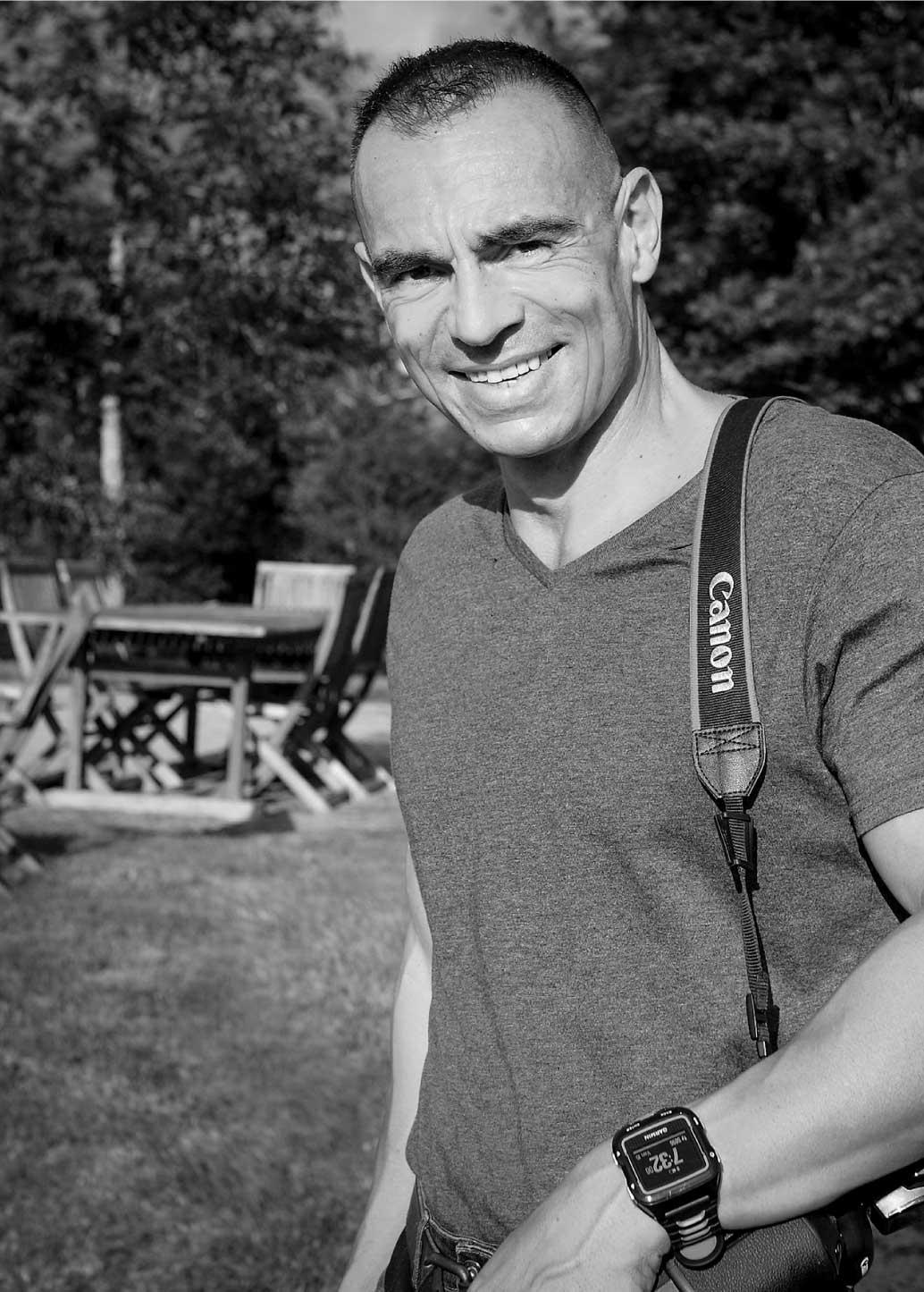 Portrait Luc Fauret