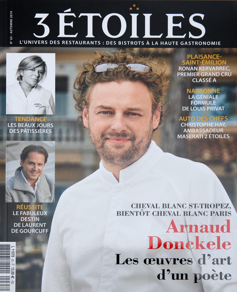 couverture magazine 3 Etoiles