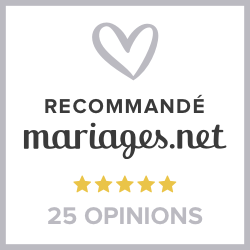 Photographe recommandé mariage.net