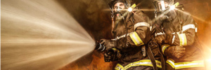 Photo de sapeurs pompiers