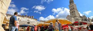 Photo du marché de Périgueux