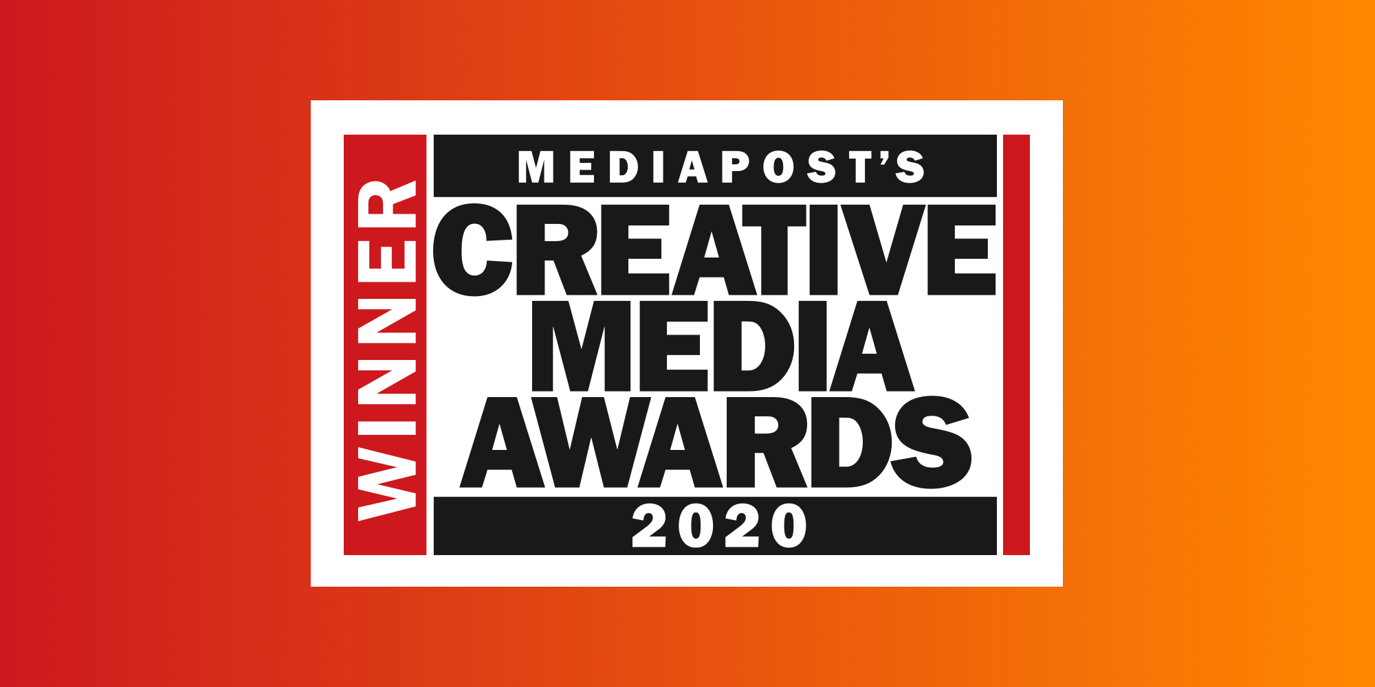 CE Media Wins MediaPost Creative Media Award