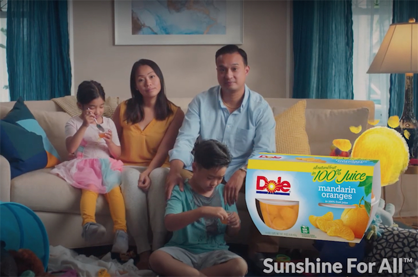 Dole Defines Creative New Meanings For 'Fruit Bowl'