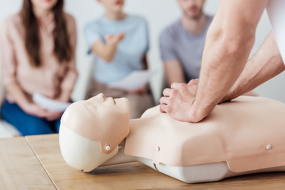 Do you have the legal number of first aiders in your workplace?