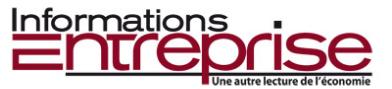 Logo Information Entreprises
