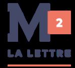 Logo la lettre M²