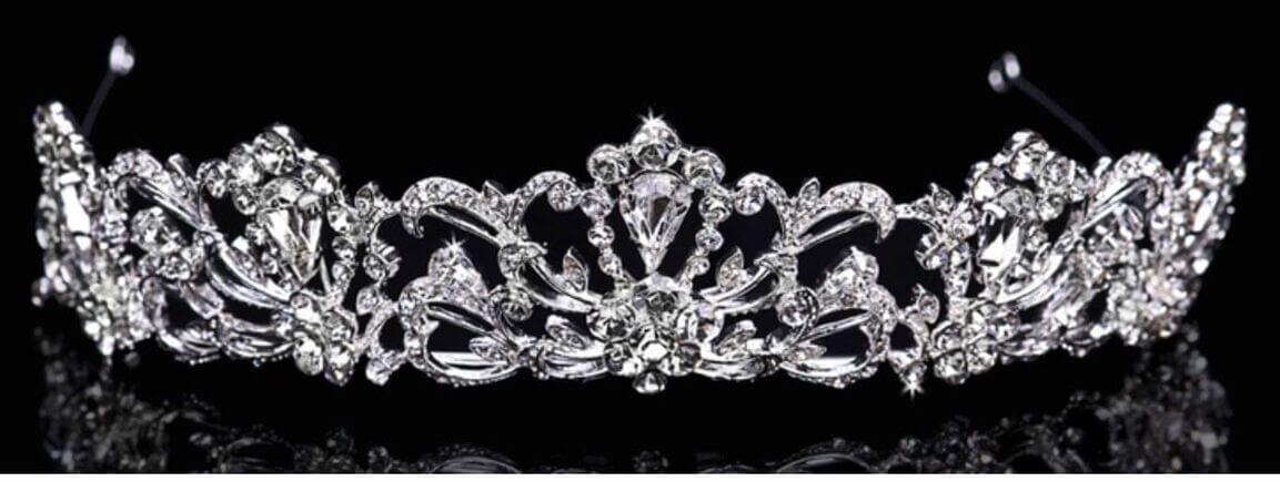 Bridal Tiara T1512