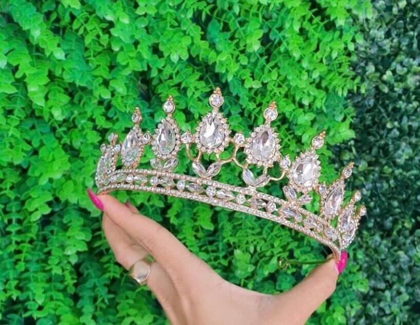 "Tiara ""Princess Jessica"""