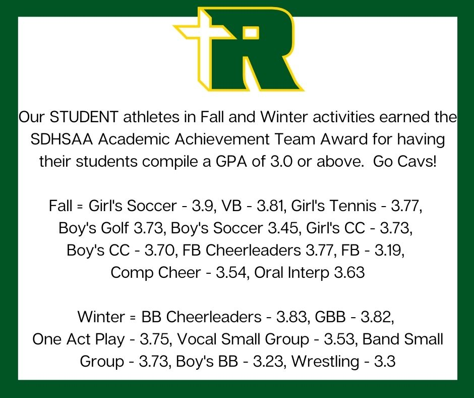 Student Athletes Compete on and Off the Field