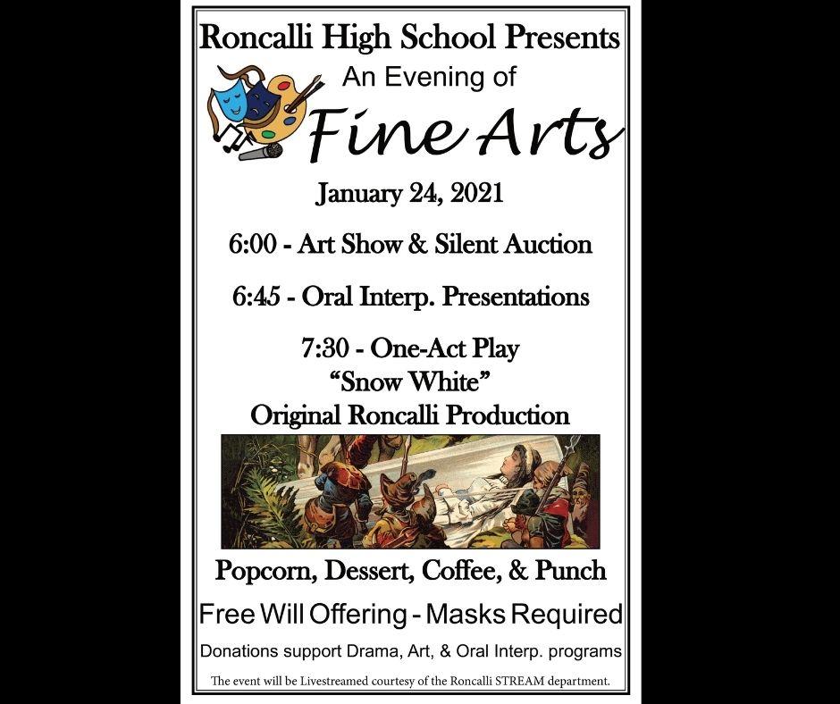 A Night of Fine Arts
