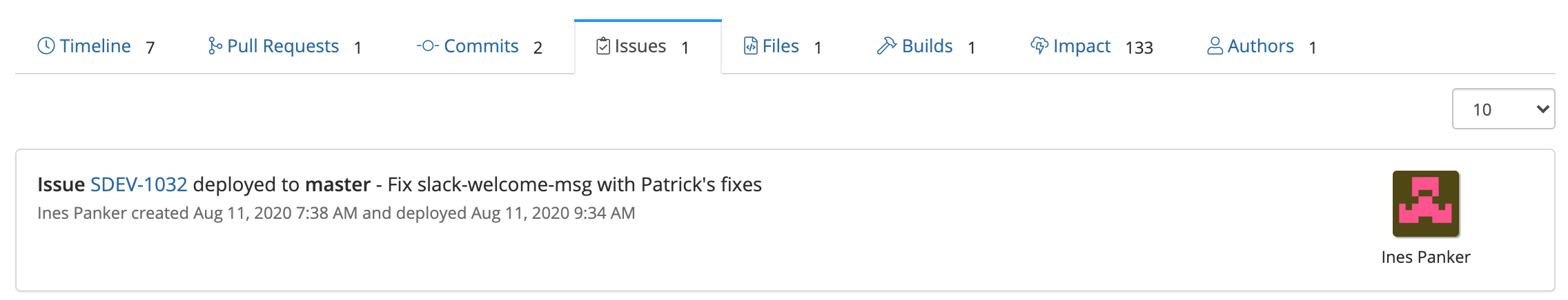Connect your Jira issues to your deployments