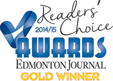 2014/15 Readers Choice Edmonton Journal