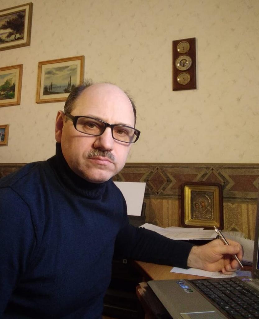 Кауричев Виталий Евгеньевич
