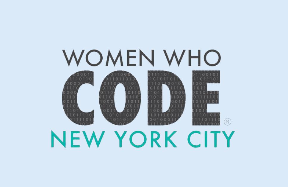 Women Who Code New York City Logo