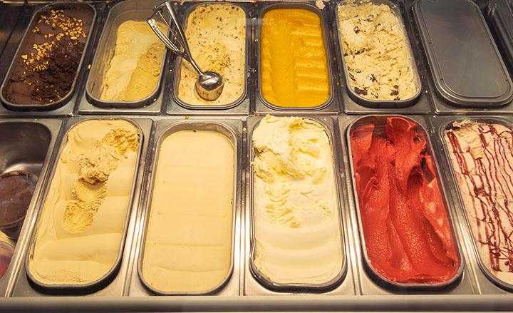 Homemade Ice-cream