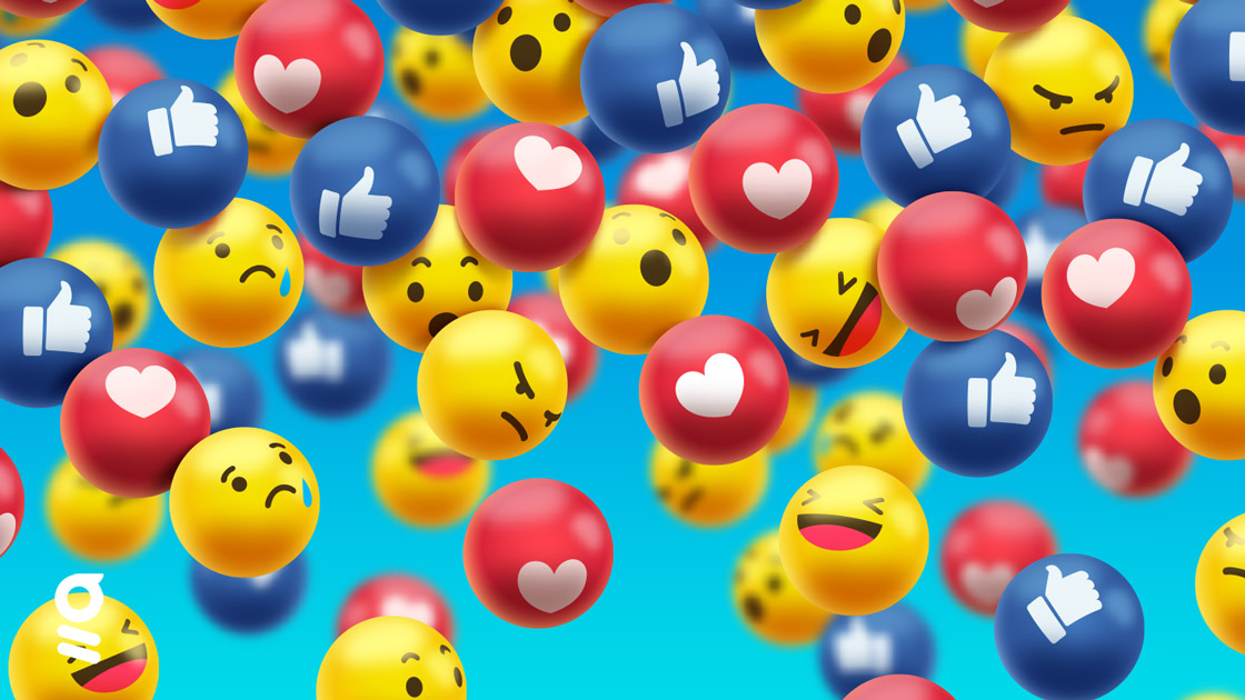 interaction Facebook