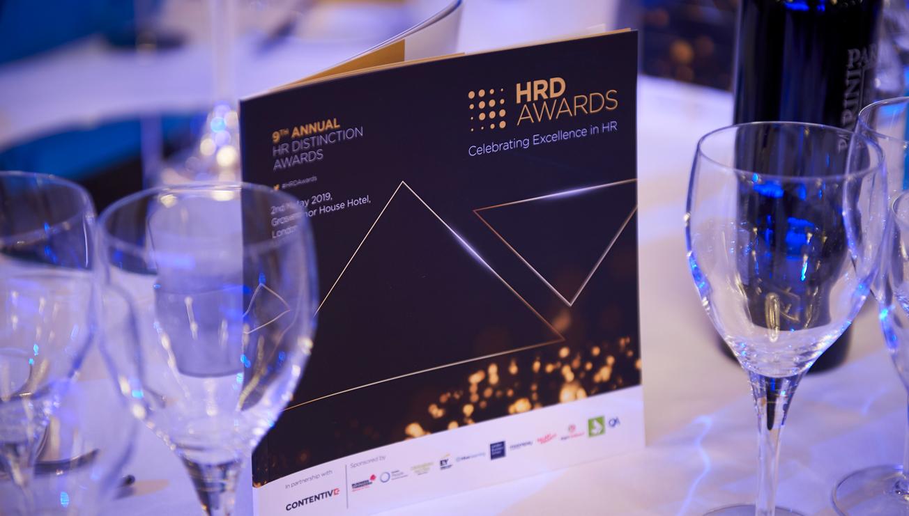 HRD Awards event programme