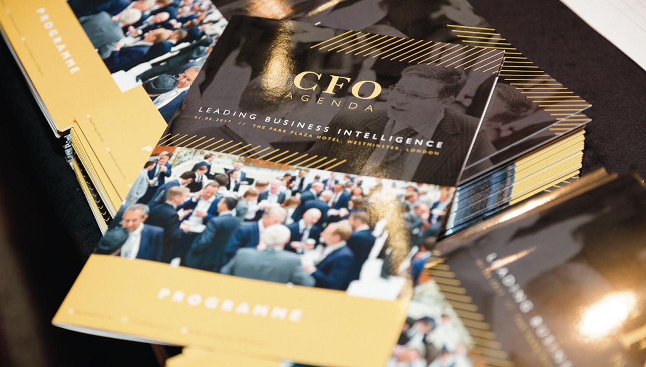 CFO Agenda conference programme