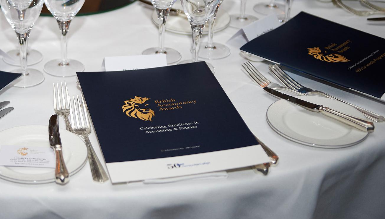 British Accountancy Awards Programme