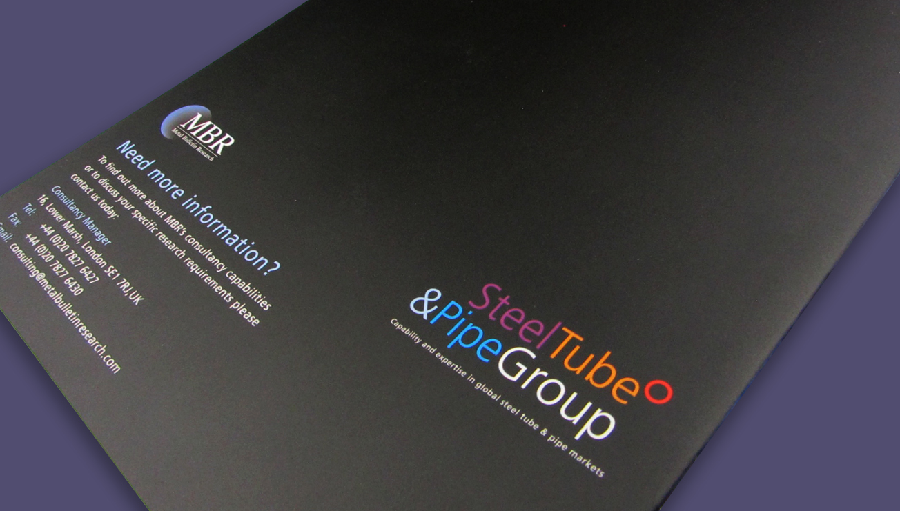 Steel Tube and Pipe Group brochure