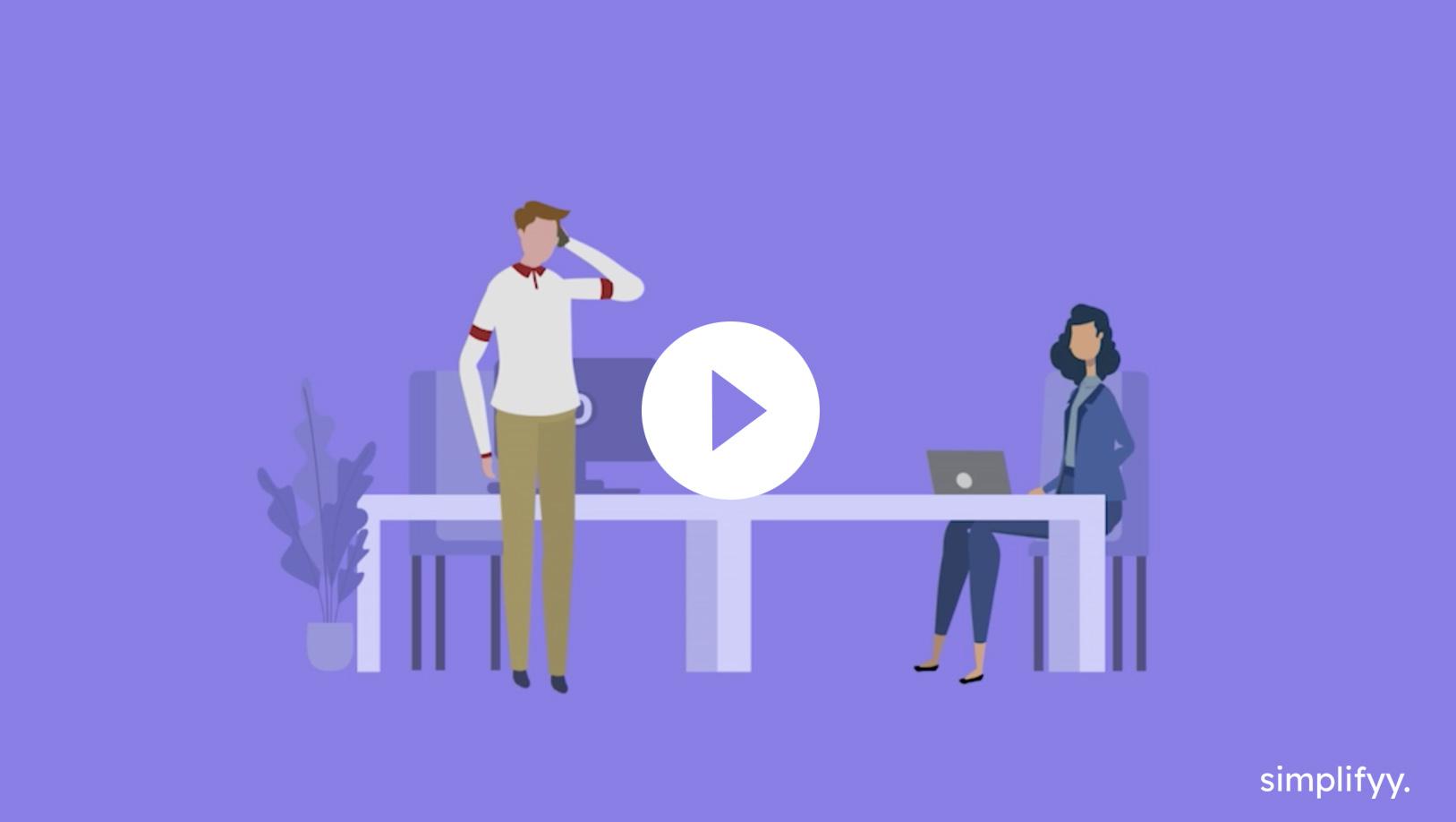 sales video