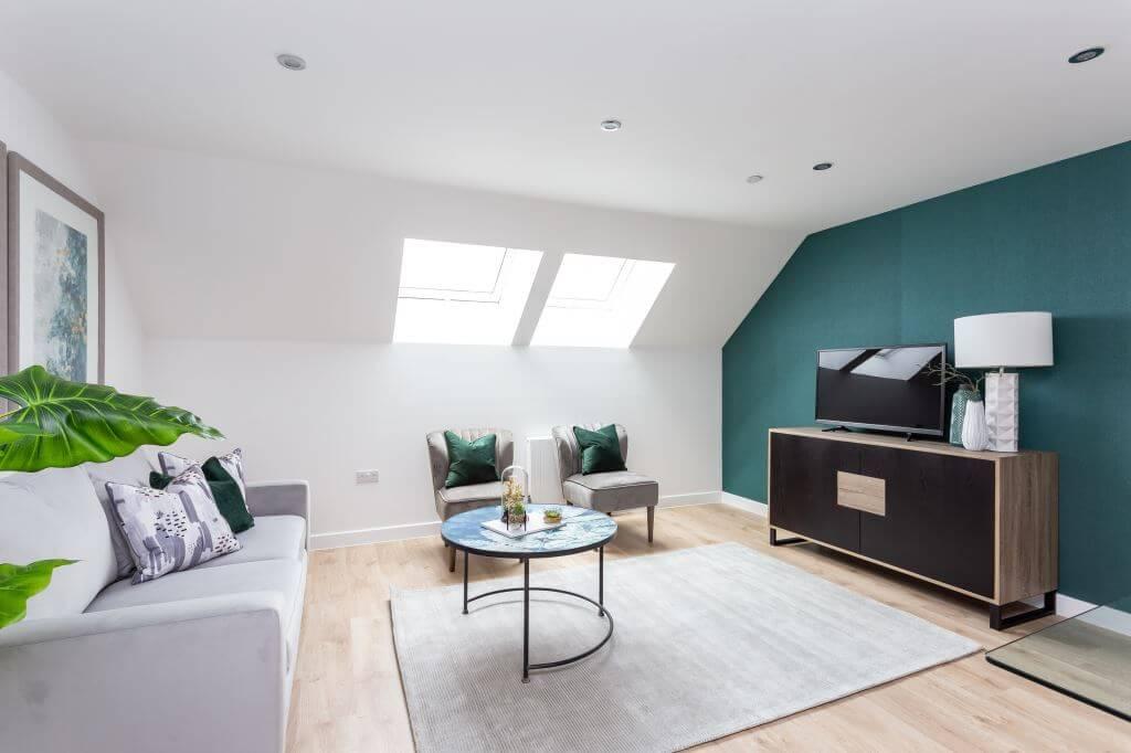 Westmede Burnell House Living Room