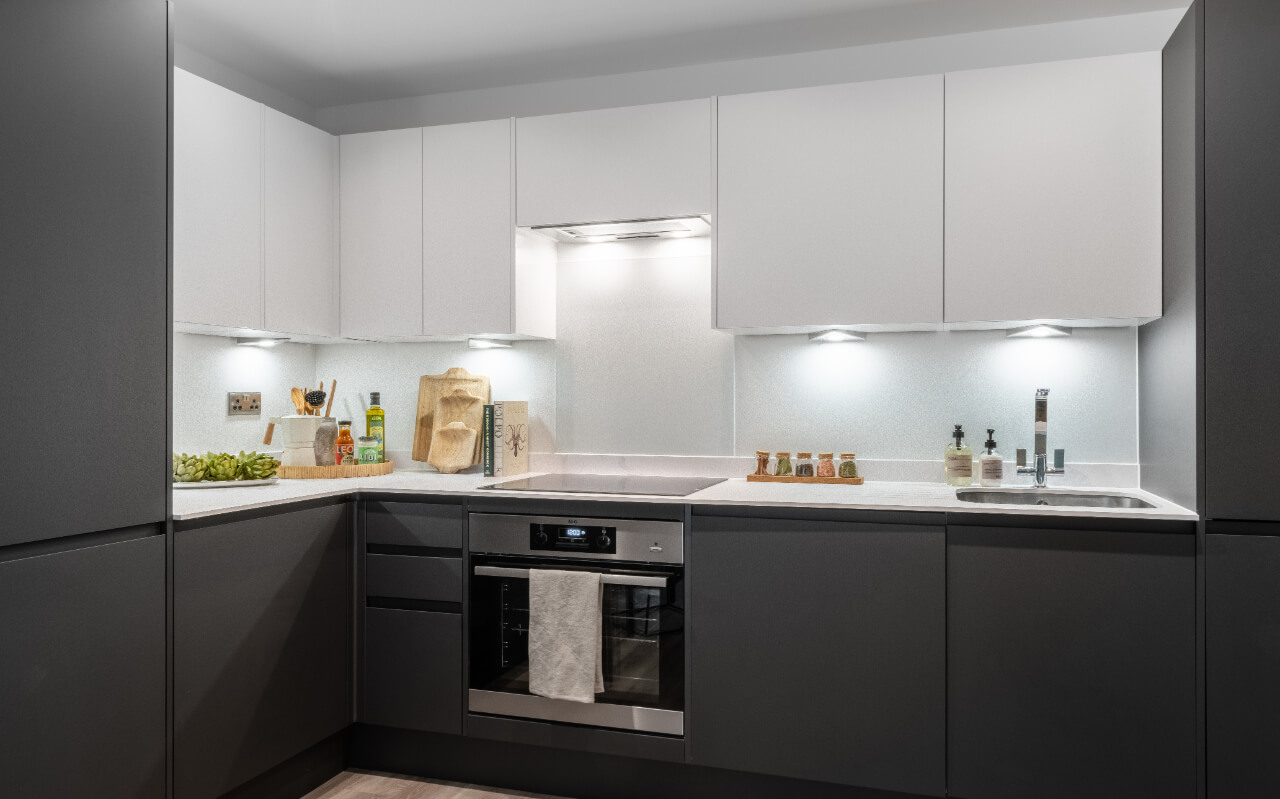 Westmede Trinity Place Kitchen
