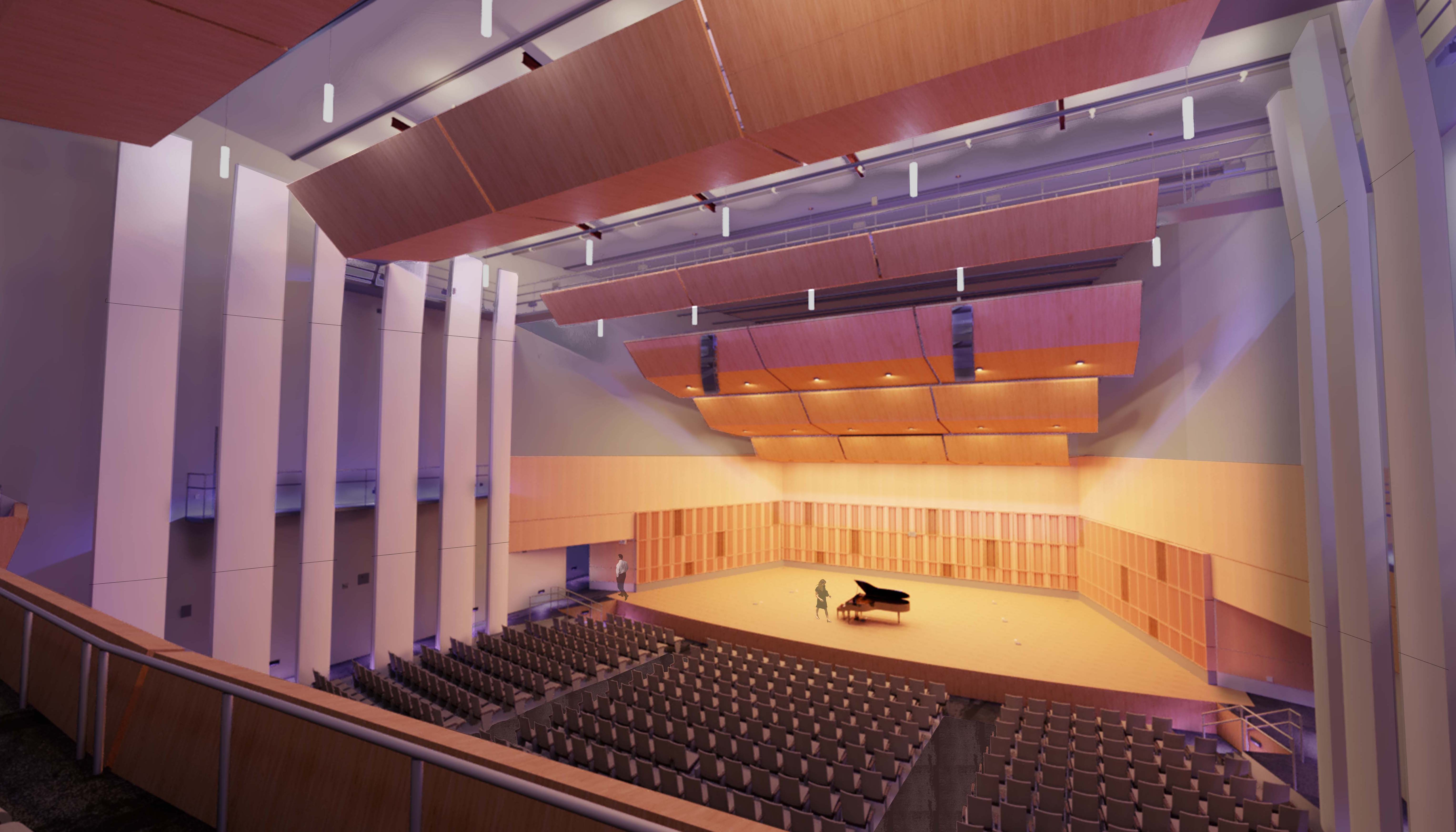 Picture of Northshore School District Concert Hall