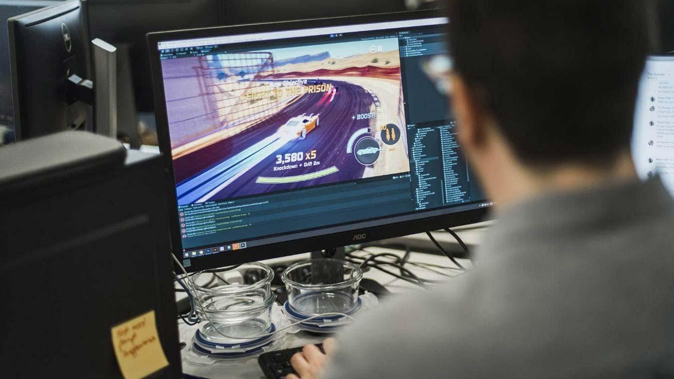 Covid helping NZ crack billion-dollar gaming market
