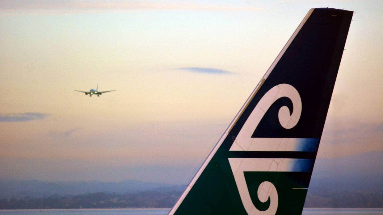 Air NZ plans to be flying electric aircraft by 2030, chief pilot says
