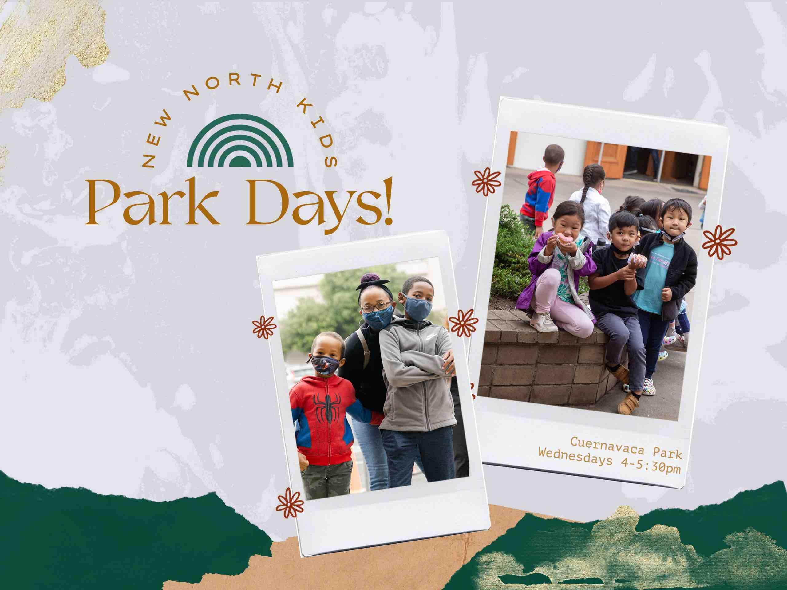 New North Kids Park Days