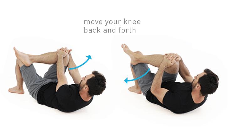 piriformis stretch for tight hip flexors