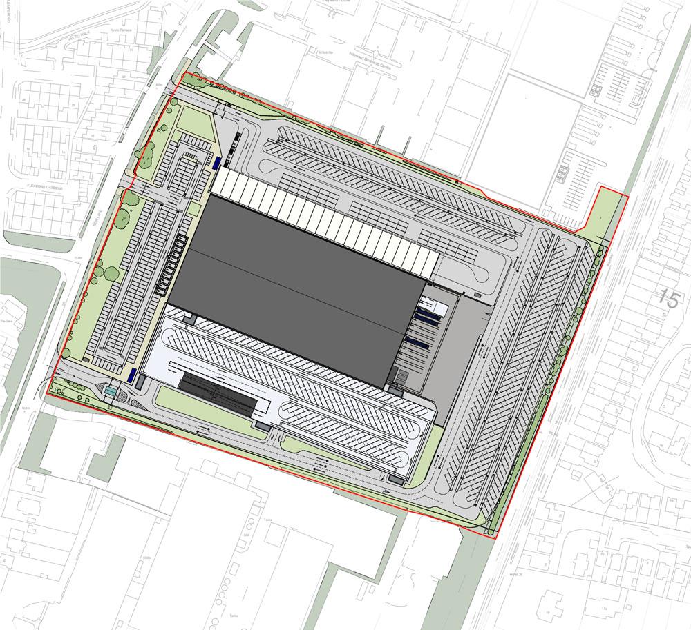 32-new-lane-havant-site-plan