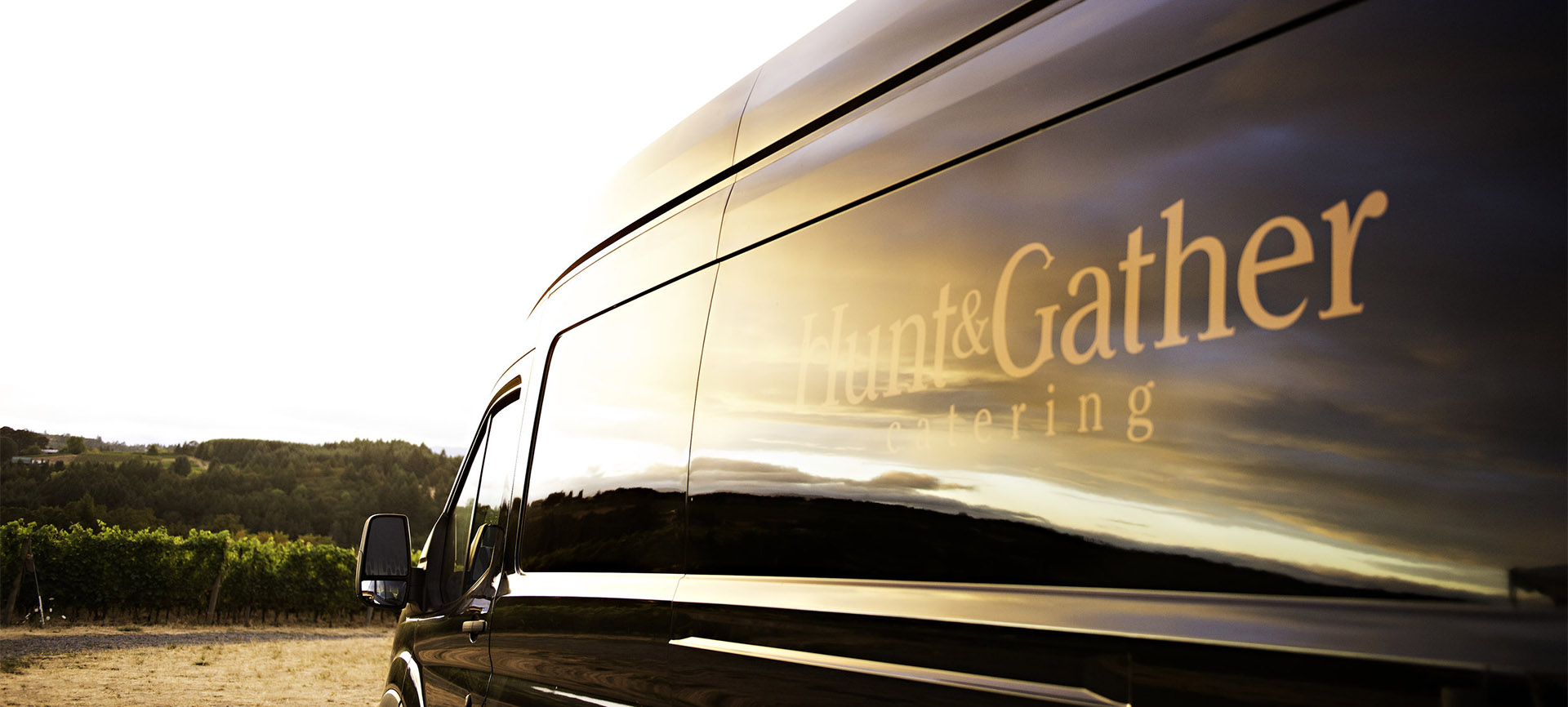 Events & Hunt & Gather - Portland Catering Company