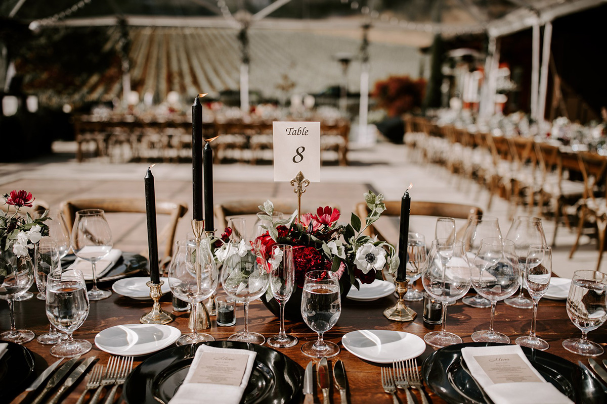 Exquisite events by Hunt & Gather