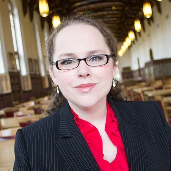 Dr. Alisa Hicklin Fryar