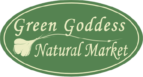 Green Goddess Natural Market logo