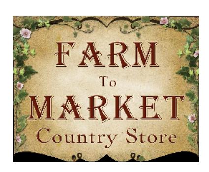 Farm to Market Country Store logo