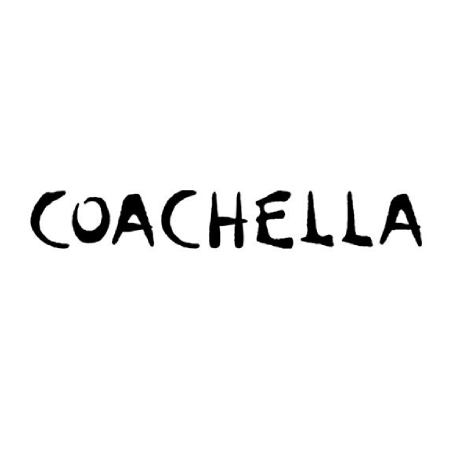 Coachella Logo KAMAUU Collaboration