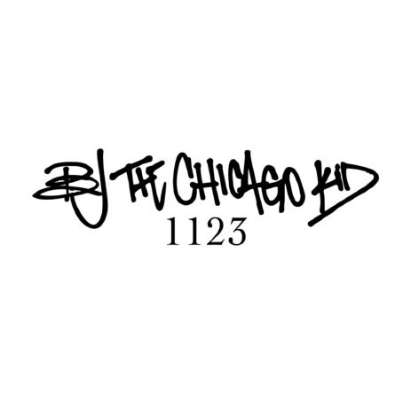 BJ the Chicago Kid Logo KAMAUU Collaboration
