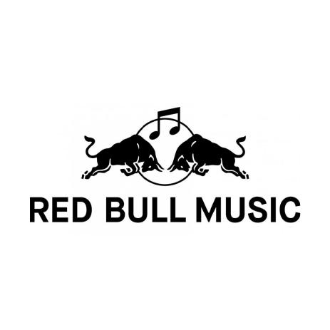 Redbull Music Logo KAMAUU Collaboration