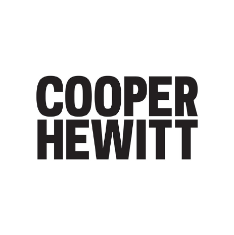 Cooper Hewitt Logo KAMAUU Collaboration