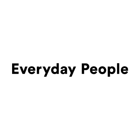 Everyday People Logo KAMAUU Collaboration
