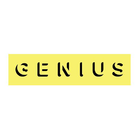 Genius Logo KAMAUU Collaboration
