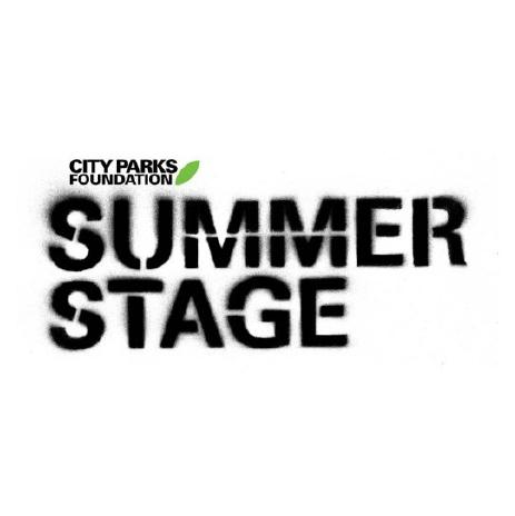 NYC Summer Stage Logo KAMAUU Collaboration