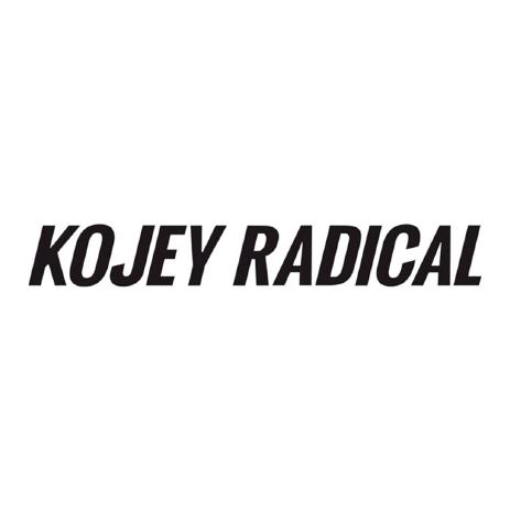 Kojey Radical Logo KAMAUU Collaboration