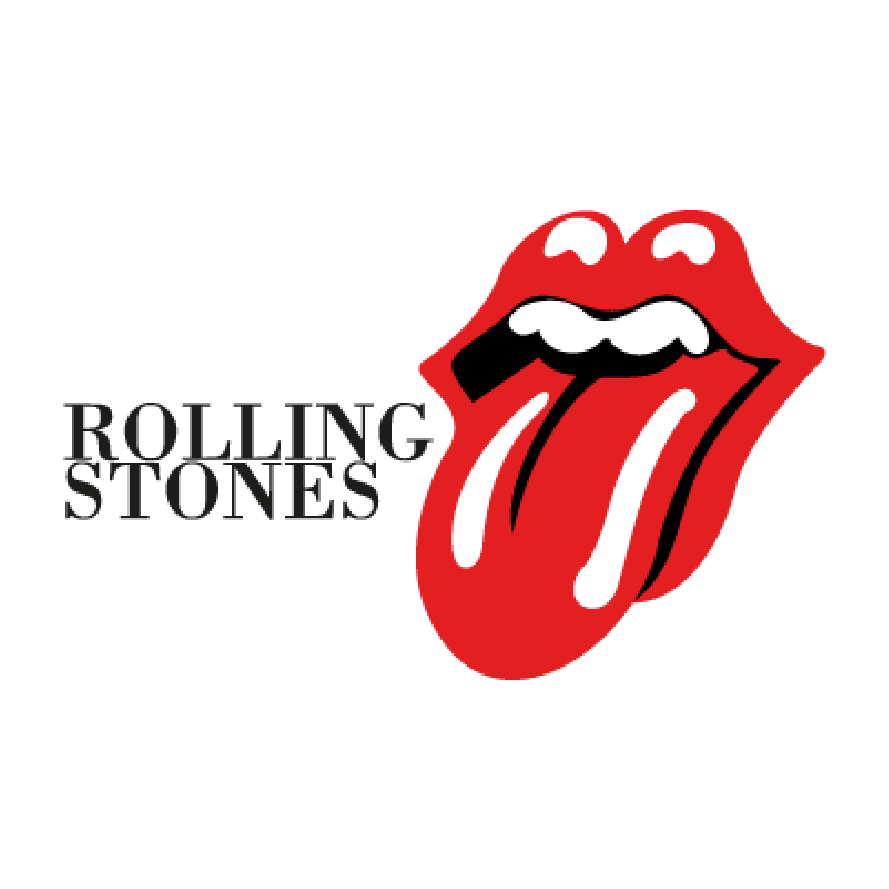 Rolling Stones Logo Performance collaboration with KAMAUU