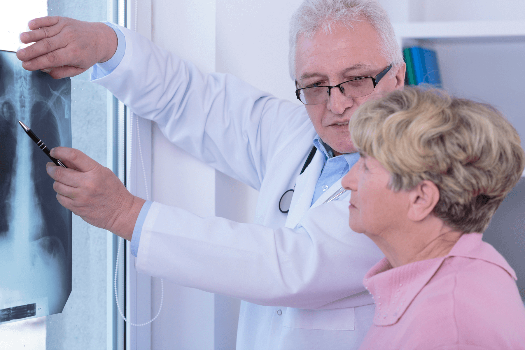 Facts Seniors Should Know About Lung Health